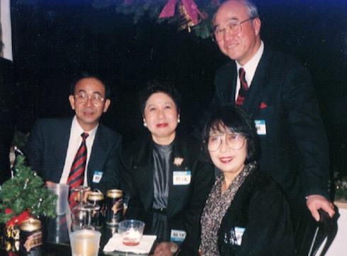 1994年 船上 Christmas Party.jpg